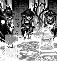 My review on Black Butler/Kuroshitsuji Chapter 92! The werewolves are revealed!