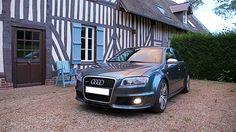 Essai Audi RS4 V8 4.2 FSI 420 ch quattro type B7