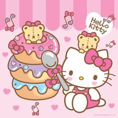 Hello kitty's birthday