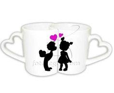 Tazze Love Romantic couple