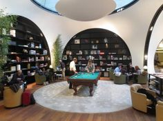 Turkish Airlines 'CIP' Lounge, Istanbul