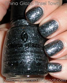 sparkle nail polish!!!