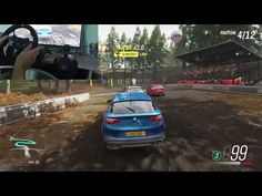 Forza Horizon 4 Alfa Romeo racing with Forza Horizon 4, Logitech, Alfa Romeo, Racing, Youtube, Running, Auto Racing, Youtubers, Youtube Movies