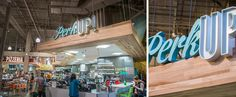 Whole Foods Market: Cherry Creek, décor, signage, environmental graphics and identity by Denver based EGD fi…