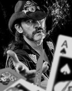 Lemmy - Motorhead = GOD