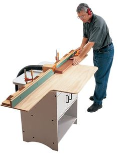 Router Table Jointer Fence Edge joint long stock, thick stock, wide stock or man-made materials with this easy-to-build fence. By Rick McKee Is your shop too small to even think about squeezing in a jointer? Then do we have a project for you! And even if you already own a jointer, there are some things this fence can actually do better. It's a cinch to build and it'll cost next …