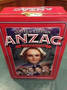Anzac Biscuit TIN Saluting Woman IN Service With Letter Limited Edition Empty | eBay