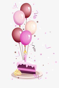 Happy Birthday Balloon Images Inspirational Purple Balloon Decoration Balloon Clipart Get to Her Birthday Wishes For Kids, Happy Birthday Art, Happy Birthday Wishes Cards, Happy Birthday Pictures, Birthday Cards, Cake Birthday, Birthday Clipart, Birthday Design, Birthday Balloons