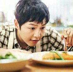 Delicious&SongJoongKi