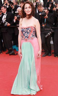 berenice bejo // 2012 cannes film festival