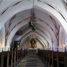 Tårnby Kirke fra ca. 1186