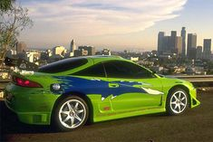 1998 Mitsubishi Eclipse Pictures: See 307 pics for 1998 Mitsubishi Eclipse. Browse interior and exterior photos for 1998 Mitsubishi Eclipse. Fast And Furious, The Furious, Mitsubishi Eclipse, Paul Walker Fotos, Carros Mitsubishi, Film Cars, Movie Cars, Automobile, Furious Movie