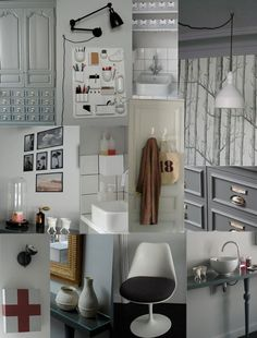 Marianne Evennou's interior design creates a chic dentist's office in Paris.
