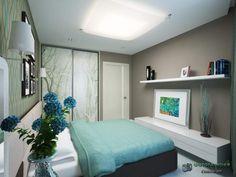 Дизайн спальни 12 кв.м фото