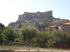 Molyvos (Mythimna) Lesvos, Greece