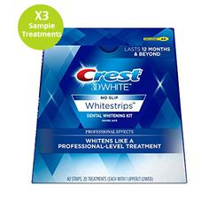 Crest White No-Slip Whitestrips 1 Hour Express Dental Whitening Kit - Crest's White No-Slip Whitestrips Express Kit safely and effectively removes surface stains to reveal a whiter smile in just 1 hour. Home Teeth Whitening Kit, Natural Teeth Whitening, Zoom Whitening, Crest 3d White, Tooth Sensitivity, Teeth Bleaching, Stained Teeth, Found Out, Crest Whitestrips