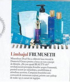 Limbajul frumusetii-BEAUTYish in Beau Monde.