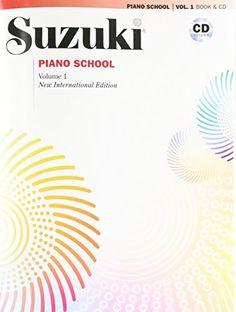 Suzuki Piano School New International Edition Piano Book ...…