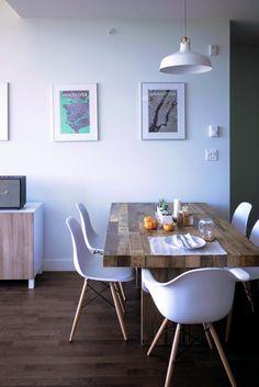 Modern Rustic Living Room | west elm
