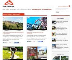 Im Hike+Bike Bergsport Magazin präsentieren unabhängige Reporter von interessanten Skitouren, ausgefallenen Wanderwegen, eindrucksvollen Bike-Touren und einzigartigen Berg- und Klettersteigen. Außerdem testen Sportler Outdoor-Equipment von bekannten Herstellern und berichten von ihren Erfahrungen und Ergebnissen. http://www.hikeandbike.de