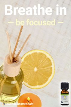 #Lemon oil gives you focus and clarity | Buy now with the link above! #essentialoils #holisticsecrets