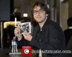 Josh Groban  Autograph session to promote Josh...