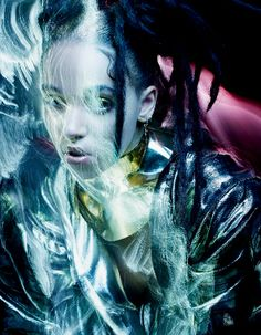 First Look: FKA Twigs in 'V Magazine'