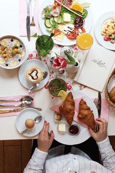 Frühstückscafés in München