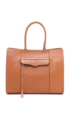 Rebecca Minkoff MAB Tote with Gold Tone Hardware (on sale now!!!)