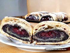 Brunch Recipes, Sweet Recipes, Kiflice Recipe, Kolaci I Torte, Lava Cakes, Healthy Sweets, Desert Recipes, Food To Make, Deserts