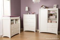 Beautiful nursery furniture.