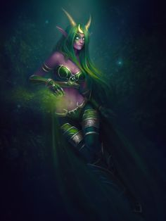 Ysera by exellero on DeviantArt