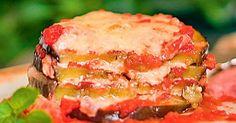 Aprenda a preparar a receita de Berinjela à parmegiana