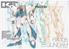EX-105 Xi Gundam
