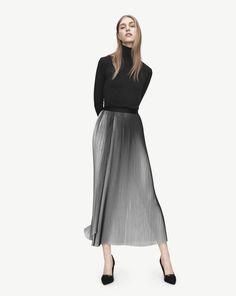MINIMAL + CLASSIC: Filippa K Capsule Collection 2015 Woman, Hedvig Palm