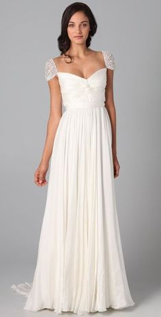 Omg I love this!! Hmmm when can I have another excuse to wear a wedding dress??