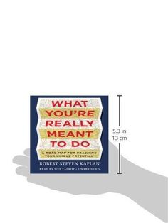 Author: Robert Steven Kaplan Edition: Unabridged Format: Audiobook ISBN: 1469027437 Number Of Pages: 1 Publisher: Gildan Media, LLC and AudioGO Running Time: 19800 Details: [Read by Wes Talbot] Are you doing what you're really meant to do? If you're ready to face this question, this book can help you change your life. -- How do you create your own definition of success -- and reach your unique potential? Building a fulfilling life and career can be a daunting challenge. It takes courage and… Definition Of Success, Achieving Goals, Business Proposal, Audiobook, Career, This Book, Challenges, Author, Change