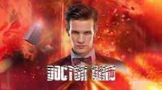 50th Anniversary Matt Smith Wallpaper Ver. 2 by theDoctorWHO2.deviantart.com on @deviantART