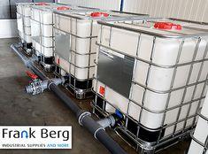 Ways To Make Water From Air – Greenhouse Design Ideas Aquaponics System, Hydroponics, 1000 Liter Tank, Fossa Séptica, Ibc Tank, Rainwater Harvesting System, Water From Air, Natural Farming, Water Collection