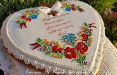 I would love to receive one like this for Mother's Day or any occasion -- how gorgeous!