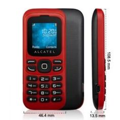 Alcatel One Touch 232 Mobile Phone Alcatel One Touch 232 Mobile Phone at the best price. Enjoy this unlocked Alcatel mobile phone at an incredible price!