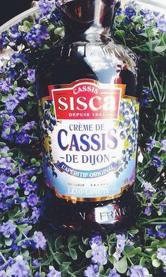 Creme de Cassis Sisca  #cremedecassis #sisca #liquore #drink #bar #sklepballantines