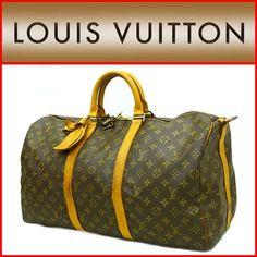 Louis Vuitton Monogram Speedy Bag by gailparker4 on Etsy, $500.00