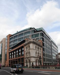 Hogan Lovells Atlantic House London