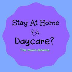 sahm or daycare