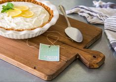 Lemon Pie | Recipe | Joanna Gaines | Waco, TX | Love your neighbor