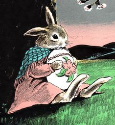 Image result for country bunny and the little gold shoes