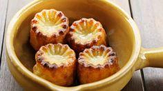 Petits cannelés au foie gras _ http://www.cuisineaz.com/dossiers/cuisine/foie-gras-aperitif-noel-13975.aspx