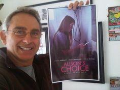 "BRUCE MARCHIANO FILMS: ""ALISON´S CHOICE"" ""UNA PELÍCULA SOBRE LA VIDA"" http://brucemarchianofilms.blogspot.com/2015/09/una-pelicula-sobre-la-vida.html?spref=tw #alisonschoice"