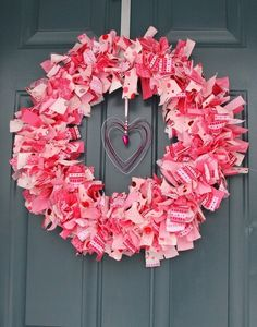 cute pink or blue ribbons